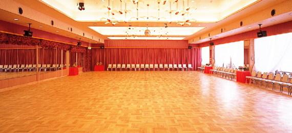 ダンスホール「サンシャイン」の写真